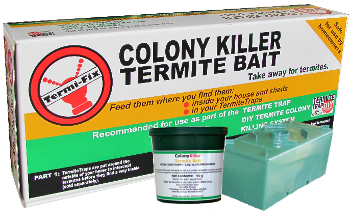 Colony Killer Termite Bait (Tubs)