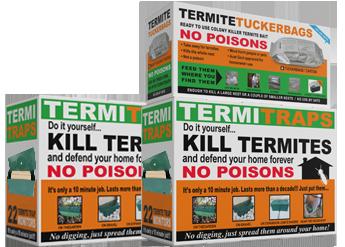 Termite Trap 2:1 Kit