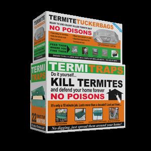 termite killing system